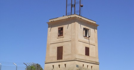 Torre telegrafo