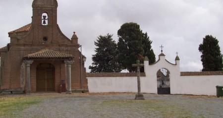 Ermita y cementerio