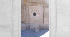 Portico de la iglesia