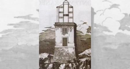 Torre telegrafia optica